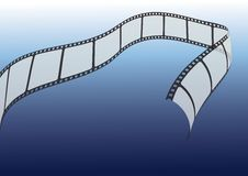 Free Film Strip Royalty Free Stock Image - 8075836