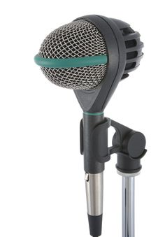 Free Microphone Royalty Free Stock Image - 8076206