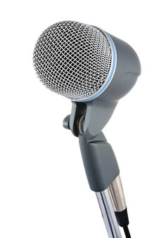 Free Microphone Royalty Free Stock Image - 8076226