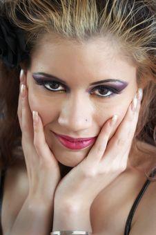 Free Glamour Royalty Free Stock Image - 8076246
