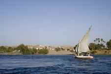 Nile River Royalty Free Stock Images