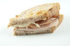 Free Turkey Sandwich Stock Photo - 8076520
