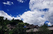 Free Lijiang ---spectacular Cloud Stock Photography - 8077792