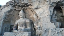 Free Buddha Grottoes Royalty Free Stock Photography - 8077907