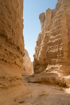 The Perazim Canyon