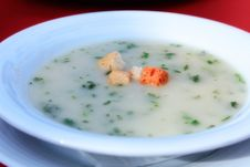 Free Soup Royalty Free Stock Image - 8078986