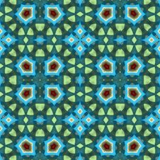 Free Nordic Winter Pattern Stock Photo - 8079540