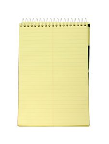 Free Note Pad Royalty Free Stock Photos - 8079658