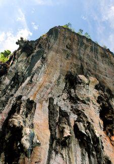 Free Tropical Rock Royalty Free Stock Photo - 8079825