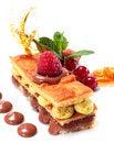 Free Sponge Cake Royalty Free Stock Image - 8085596