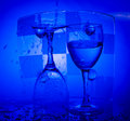 Free Glasses With Water Stock Images - 8089094