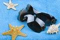 Free Sunglasses And Starfish Stock Photo - 8089700