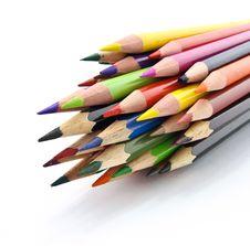 Free Pencils Royalty Free Stock Photos - 8080078