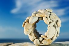 Free Sphere From A Pebble Royalty Free Stock Photo - 8080675