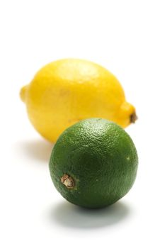Free Lime And Lemon Stock Photography - 8080772