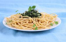 Free Pasta Spaghetti Royalty Free Stock Photo - 8081135