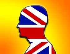 Free UK Head 10 Royalty Free Stock Photography - 8081587