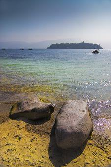 Free Sea Beach Scenery Stock Photo - 8081590