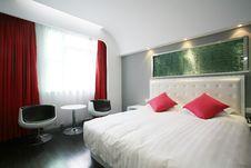 Free Modern Living Room Stock Image - 8081811