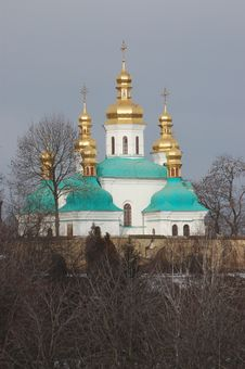 Free Kiev-Pechersk Lavra Monastery In Kiev Royalty Free Stock Images - 8082169
