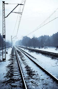 Free For Train Royalty Free Stock Photography - 8082867