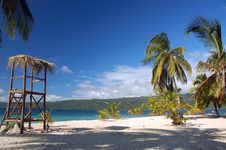 Free Beach On The Island Stock Images - 8083184