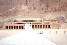Free Al-Deir Al-Bahari Temple Stock Photo - 8083340