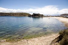 Free Isla Del Sol - Titicaca Royalty Free Stock Photo - 8083495