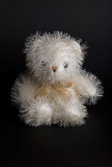 Free White Bear Royalty Free Stock Photos - 8083518