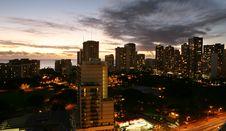 Free Waikiki Beach, Honolulu, Hawaii Stock Photo - 8084550