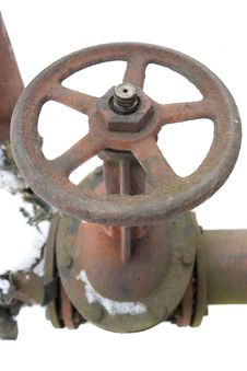 Free Old Rusted Hydrant Stock Photography - 8085482