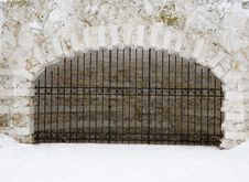 Free Old Gate Stock Photography - 8085662