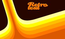 Free Retro Wave Stock Image - 8086041