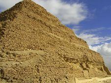 Free Sakkara Step Pyramid Stock Photography - 8086152