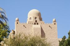 Free Mausoleum Of Aga Khan Stock Photography - 8086342