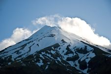 Free Mt Egmont/Taranaki In New Zealand Royalty Free Stock Photography - 8086527