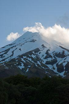 Free Mt Egmont/Taranaki In New Zealand Stock Photography - 8086552