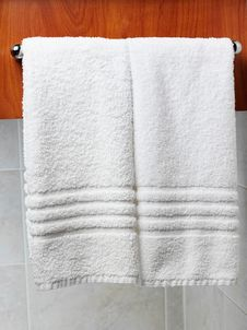 Free Towels Stock Photo - 8087050