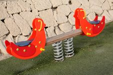 Free Playground Royalty Free Stock Image - 8087216