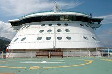 Free Cruise Ship Front Stock Image - 8087571