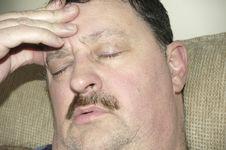 Free Headache Stock Photography - 8087742