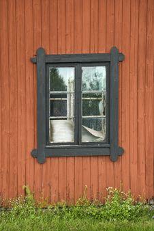 Free Old Window Royalty Free Stock Image - 8088016
