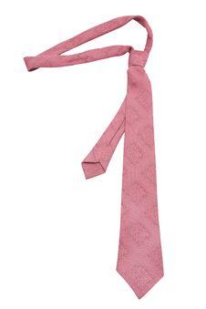 Free Pink Necktie Royalty Free Stock Photo - 8088525
