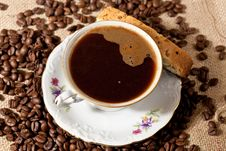 Free Cup Of Coffee Stock Photos - 8089273
