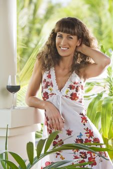 Free Summer Wine Stock Photos - 8089283