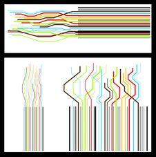 Free Colour Bar Code Stock Photos - 8089493