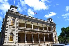 Free Exterior Of The Iolani Palace Stock Photos - 80872693