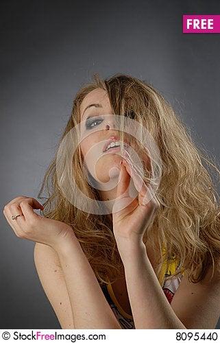 Free Playful Women Stock Photo - 8095440