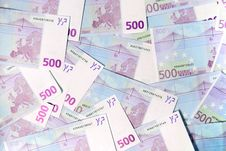 Free Euro Currency Stock Photography - 8090012
