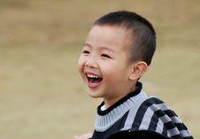 Free Cheerful Boy Royalty Free Stock Image - 8090206